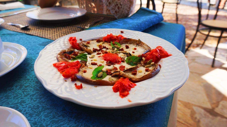 sway the way italian breakfast aubergine