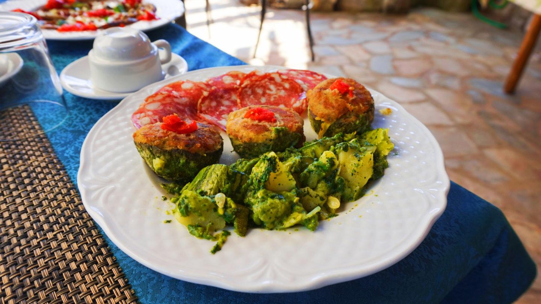 sway the way italian breakfast zuccini