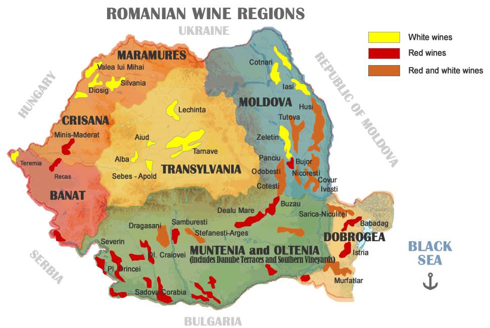 rumunia regiony 1