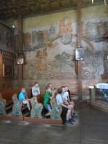 Wizyta wBliznem, szlak architektury drewnianej