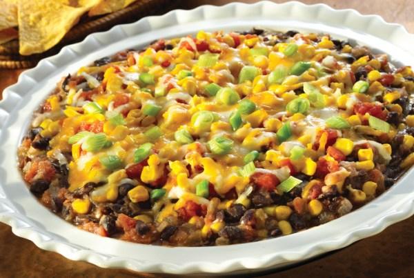 Spicy Santa Fe Black Bean Dip SW Beans Recipe