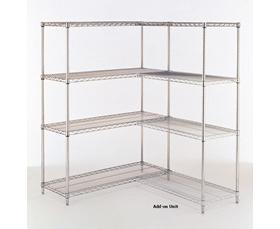 Wire Shelving - Wall Mount Systems, Baskets, Shelving on
