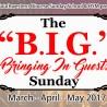 The BIG Sunday