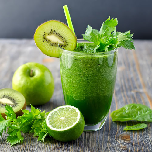 SWEAT by SlimClip Case Green-Smoothie-Recipes Kim Olsen Top Five healthy meals for fitness