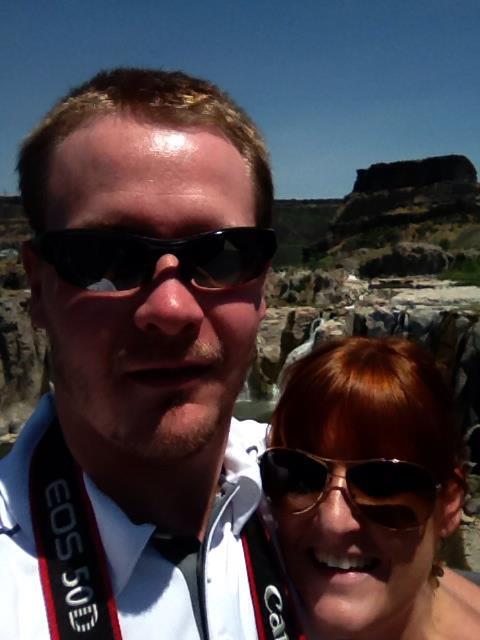 Erik and me!