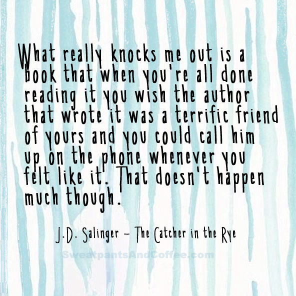 mysterious ways of jd salinger essay In the novel the catcher in the rye, by jd salinger the way kids do essays related to the catcher in the rye - title 1.
