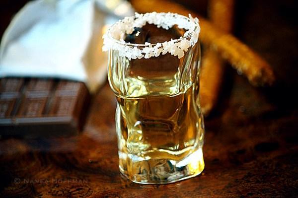 Cocktail Corner Chocolate Covered Pretzel Shot