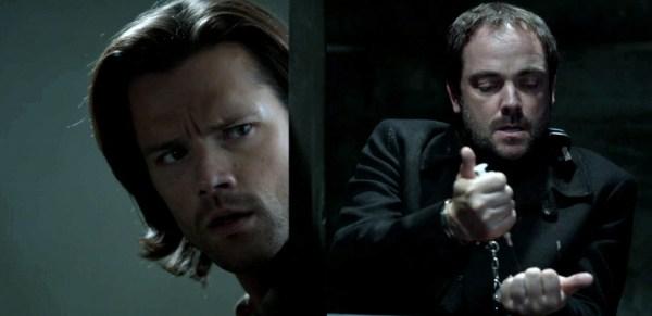 Supernatural Heaven Can't Wait Sam Crowley