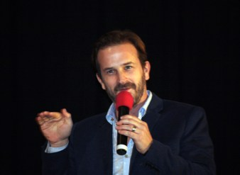 Richard Speight Jr hosting Supernatural BurCon 2013
