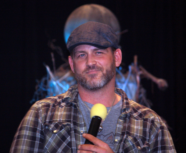 Supernatural BurCon 2013 Ty Olsson