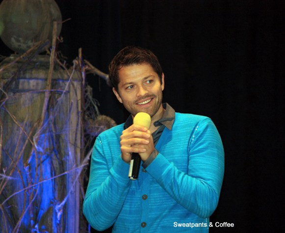 Supernatural BurCon 2013 Misha Collins Panel