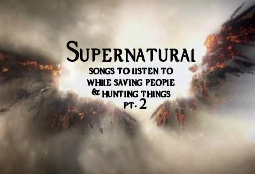 Supernatural playlist 2 pic