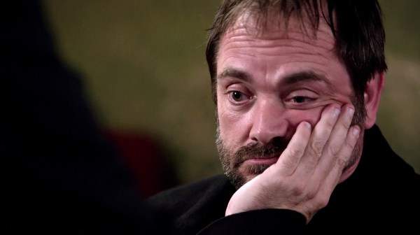 8 Supernatural SPN S10E2 Reichenbach Crowley Mark Sheppard