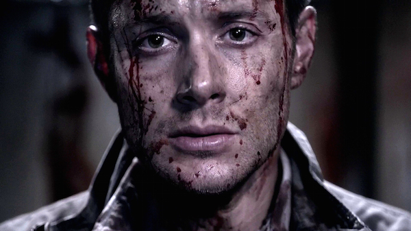 1 Supernatural Season Ten Episode Nine SPN S10E9 The Things We Left Behind Dean Winchester Jensen Ackles