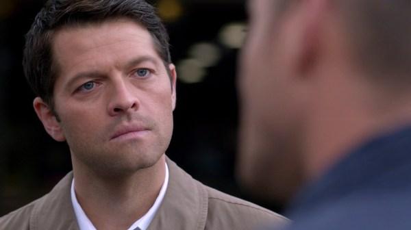 14 Supernatural Season Ten Episode Nine SPN S10E9 The Things We Left Behind Dean Winchester Jensen Ackles Castiel Jimmy Novak Misha Collins