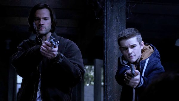 15 Supernatural Season Ten Episode Twelve SPN S10E12 About A Boy Sam Young Dean Winchester Jared Padalecki Dylan Everett