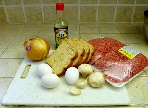 You'll note soy sauce is not in the recipe. DUN DUN DUN DUNNNNNN Spoiler alert...