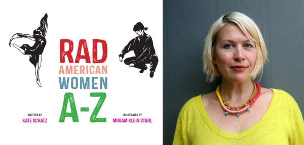 Rad American Women by Kate Schatz