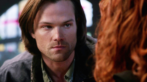 10 Supernatural Season Ten Episode Twenty Two SPN S10E22 The Prisoner Sam Winchester Jared Padalecki Rowena Ruth Connell