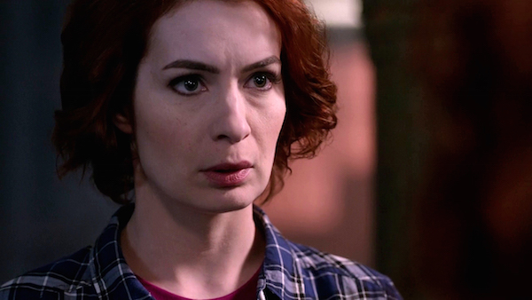 14 Supernatural Season Ten Episode Twenty One SPN S10E21 Dark Dynasty Charlie Bredbury Felicia Day