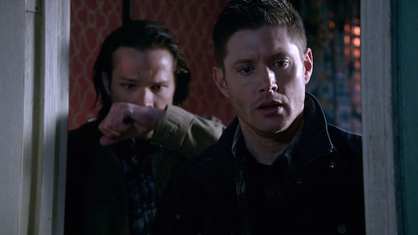 30 Supernatural Season Ten Episode Twenty One SPN S10E21 Dark Dynasty Dean Sam Winchester Jensen Ackles Jared Padalecki