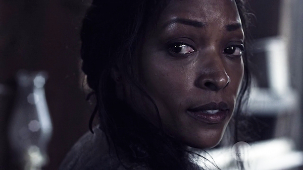 16 Z Nation Zombie Season Two Episode Five Zombaby Kelitta Smith Roberta Warren S2E5