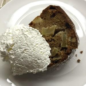 Apple Spice Cake 12