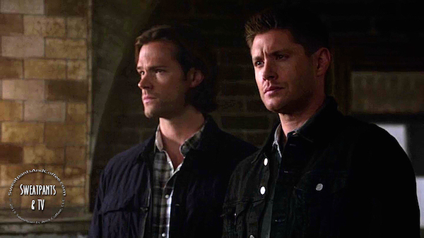 1 Supernatural SPN Season Eleven Episode Nine S11E9 O Brother Where Art Thou Sam Dean Winchester Jared Padalecki Jensen Ackles