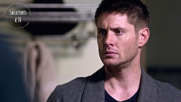 4 Supernatural SPN Season Eight Episode Eleven Just My Imagination