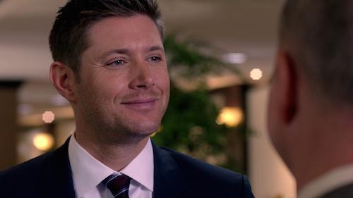 3 Supernatural Season Eleven Episode Eleven SPN S11E11 Into the Mystic Jensen Ackles Dean Winchester