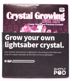 4-Supply Pod-Crystal Growing Kit
