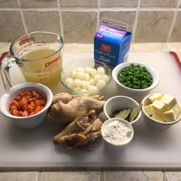 Catastrophe Kitchen - Perfect Pot Pie 1
