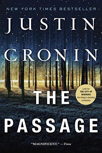 Shelf Awareness 3 – The Passage by Justin Cronin