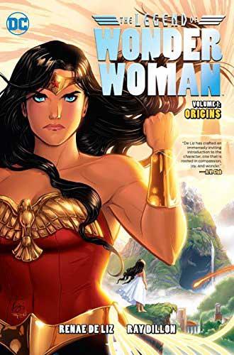 The Legend of Wonder Woman Vol. 1: Origins by Renae De Liz
