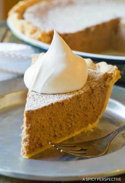 Cinnamon Pie recipe