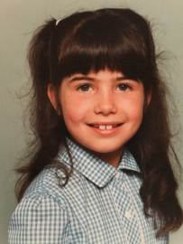 Kelly Horner, age 8