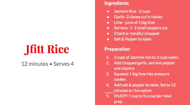 Jfitt Rice