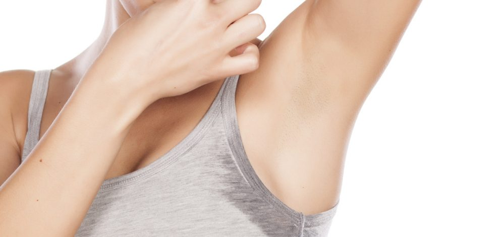 How to Stop Underarm Sweating Permanently - Stop Sweating
