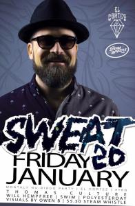 sweat el cortez
