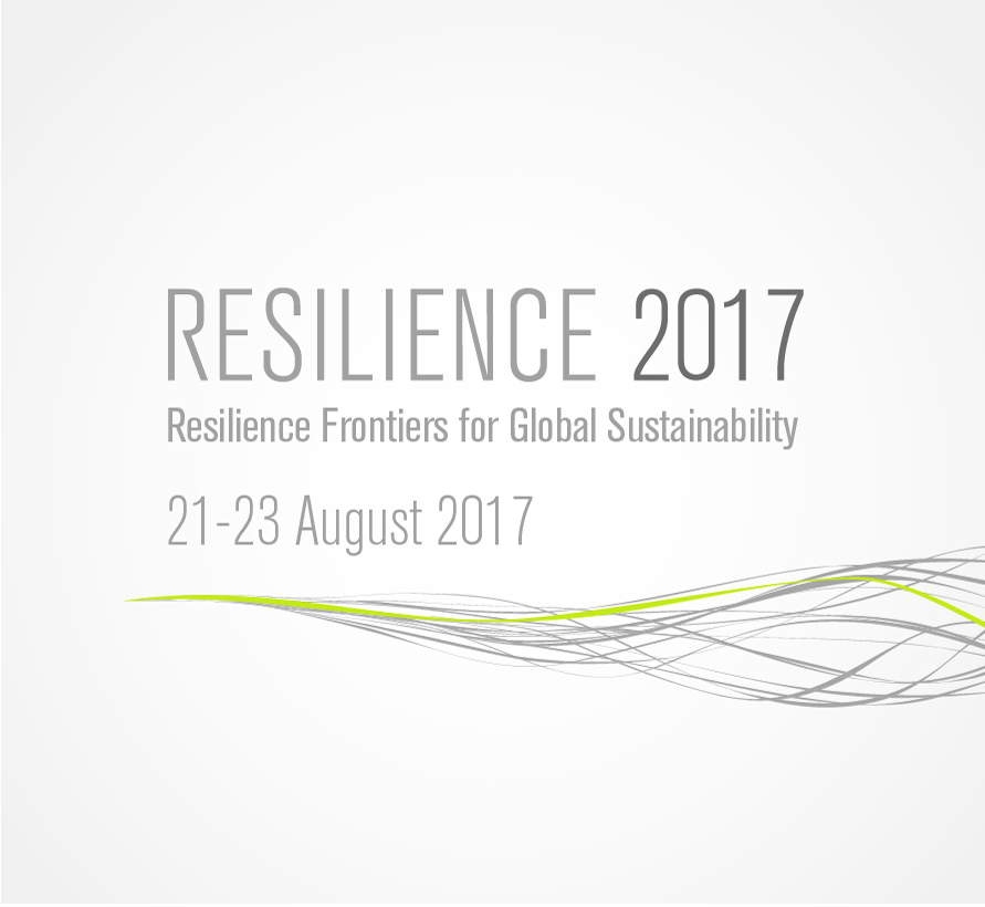 Resilience Frontiers for Global Sustainability: the