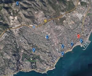 benalamadena-map
