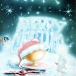 Christmas card -85