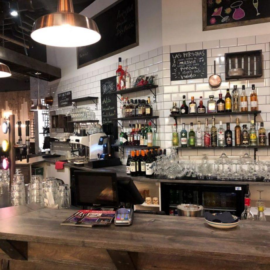 La Taverna boule tapas Entre Entretainment Malmö