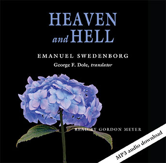 Heaven and Hell Now on Audible – Swedenborg Foundation