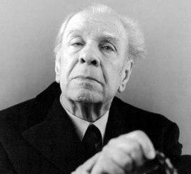 Jose Luis Borges in 1975
