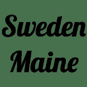 Sweden, Maine