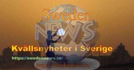 Kvällsnyheter i Sverige