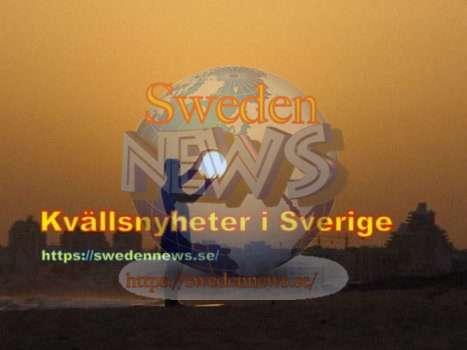 Kvällsnyheter i Sverige idag 31/03/2019