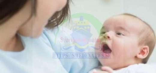 الحمل والولادة في السويد