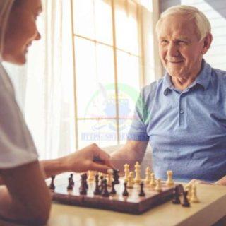 الرعاية الصحية للمسنيين